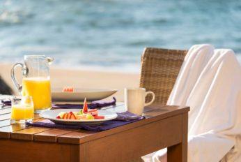Breakfast at Cala Club