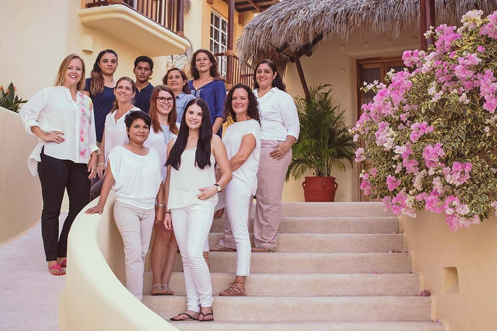 My Huatulco Vacations team